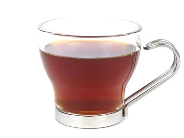 Earl Grey Tea Brewed
