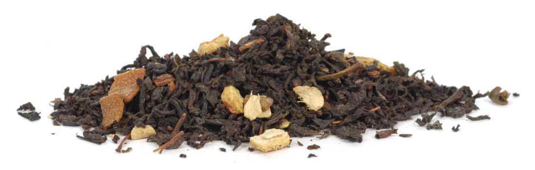Chai Masala Loose Black Tea