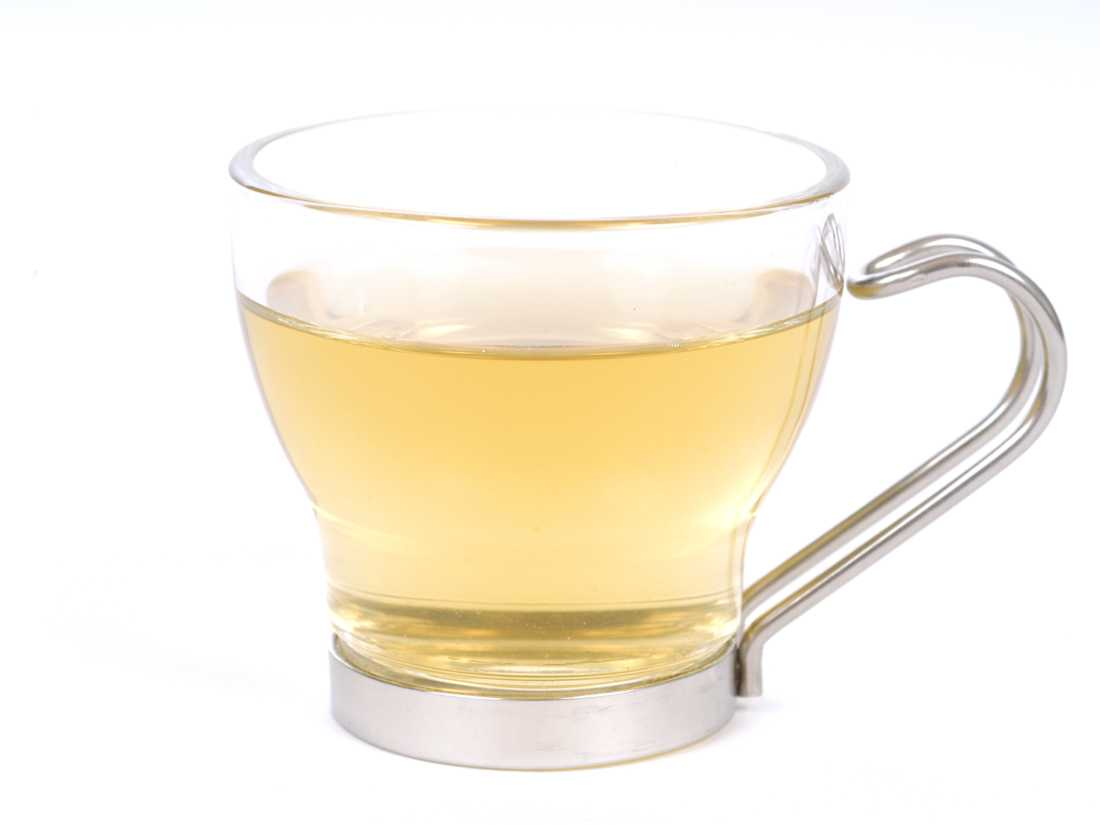 Genmaicha Japanese Green Tea - Brewed