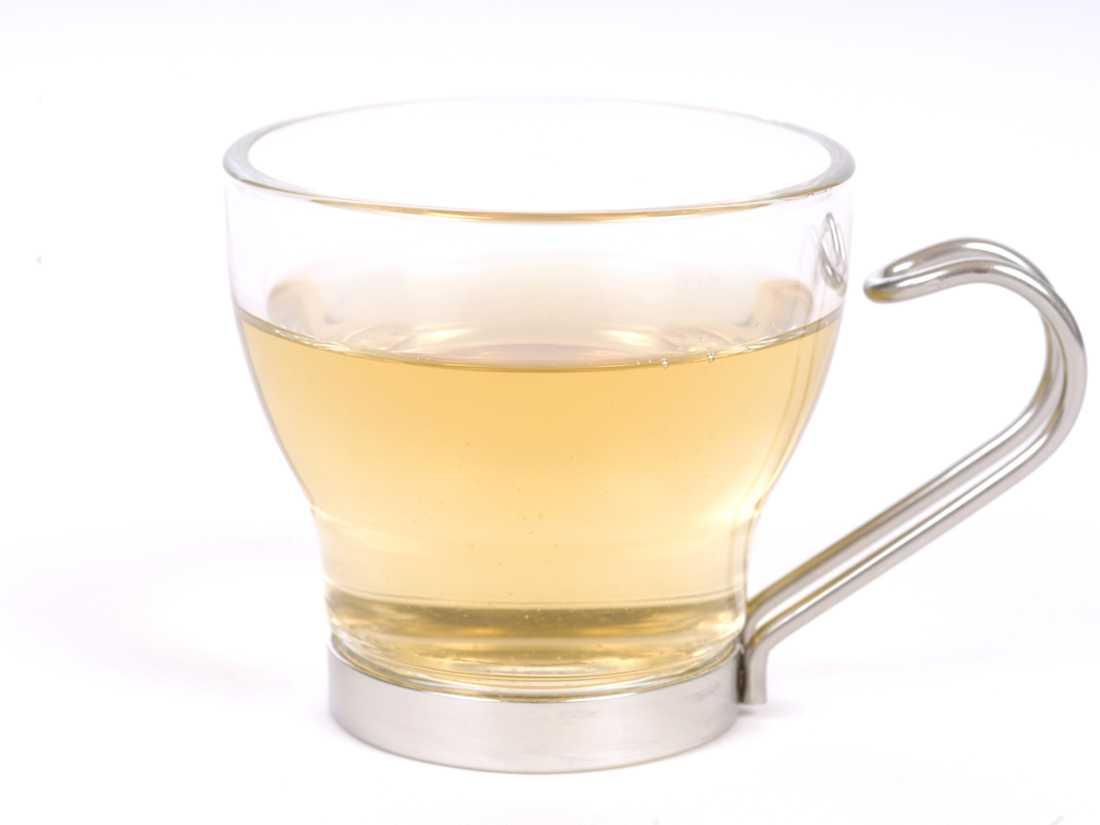 Rosehip Tang - Brewed