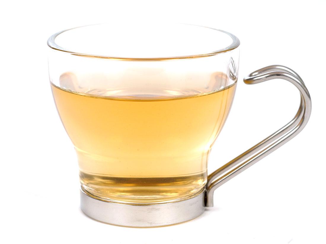 Green Chai - Brewed