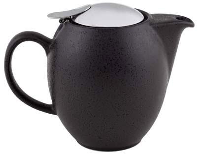 350ml Zero Teapot - Charcoal