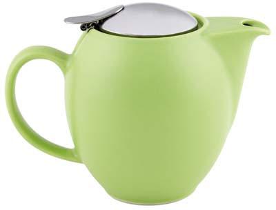 350ml Zero Teapot - Matt Lime