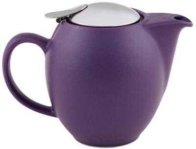 350ml Zero Teapot - Matt Purple