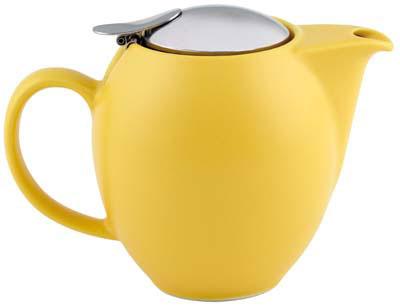 350ml Zero Teapot - Matt Yellow
