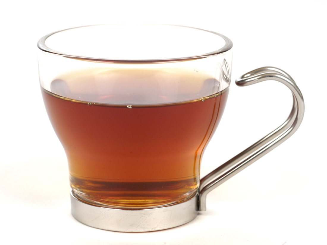 English Breakfast Tea - brewed