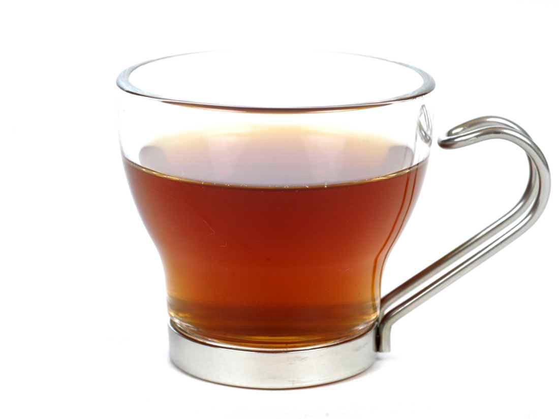 Cinnamon Flavoured Tea - Brewed