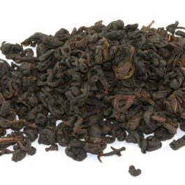 Crimson Green Tea