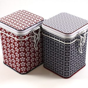 Tea Tins & Caddies