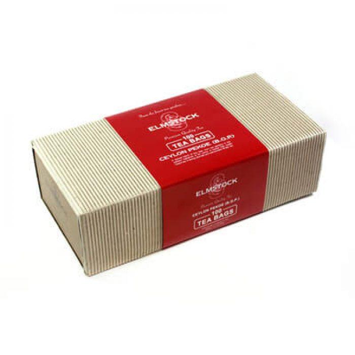 100 Tea Bag Boxes
