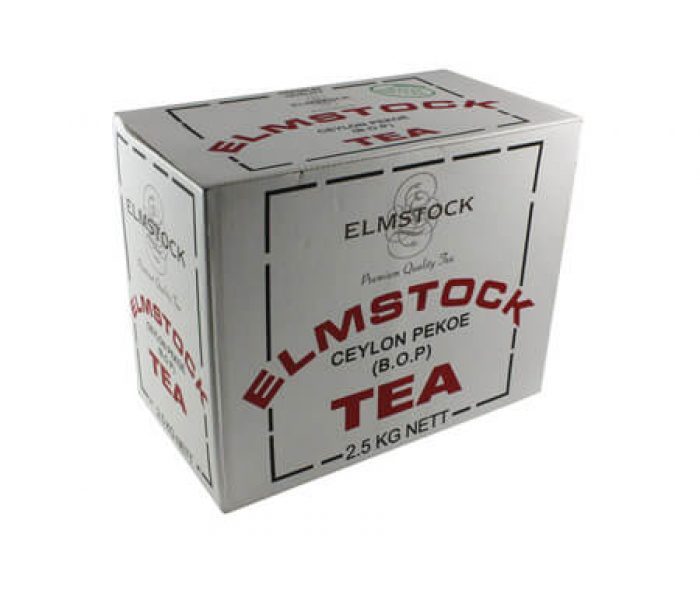 2.5kg Tea Box Packaging
