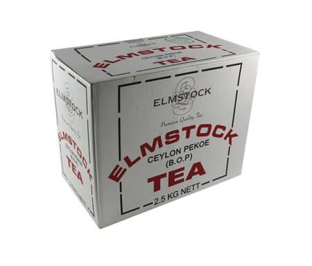 2.5kg Tea Box Packaging