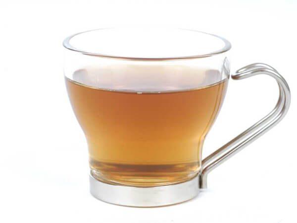 Golden Tips White Tea Brewed