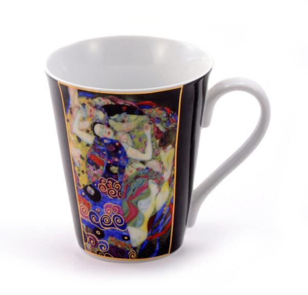 Klimt Maiden Mug