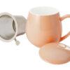 Saara Infuser Cup Apricot Open