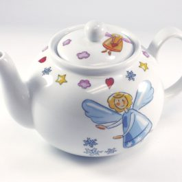 Angel Teapot