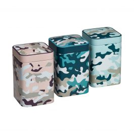 100g Camouflage Tin