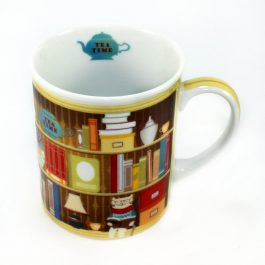Harold Infuser Mug