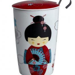 TEAEVE Little Geisha red