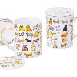 Dodo & Bodo Infuser Mug