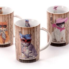 Bertha Mug Cat