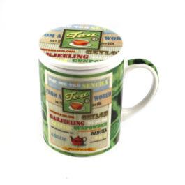 James Infuser Mug